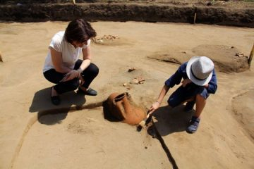 Ancient settlement discovered by Black Sea