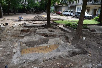 Ritual baths of Vilnius' Great Synagogue rediscovered