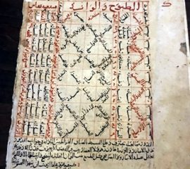 Arabic manuscripts found at Greece's Holy Mountain
