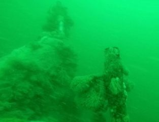 Wreck of a WWI German U-boat discovered at Belgium coast