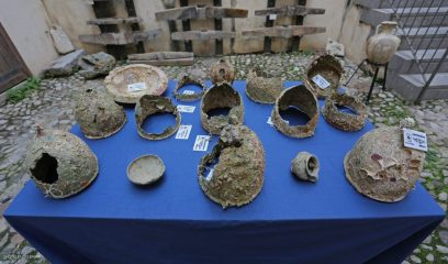 Remnants of the Punic Wars found on seabed off Sicily