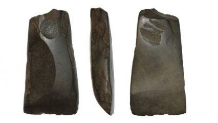 Ancient Māori tool found on a golf course