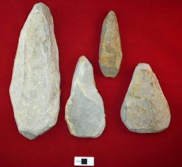 Intriguing stone tools found at a Bronze Age site
