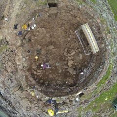Iron Age house site yields new finds