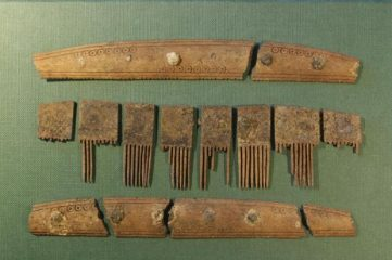 Comb with runic writing unearthed