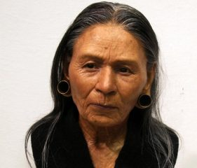 Facial reconstruction of a Wari noblewoman