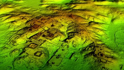 Aerial survey identifies tens of thousands of Maya structures