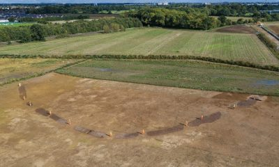 Large Neolithic ceremonial enclosure discovered
