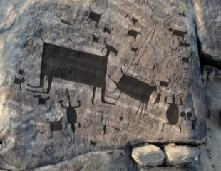 Venezuelan rock art mapped in high detail