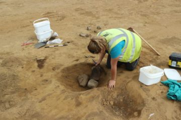Roadworks lead to various archaeological discoveries