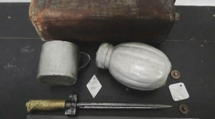 Historic objects seized at Polish-Ukrainian border crossing