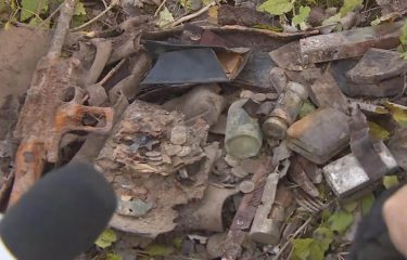 Personal belongings from WW2 discovered by detectorists