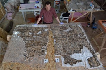 Ancient mosaics restored in Montenegro