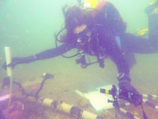 Ancient burial site found underwater off Florida's coast