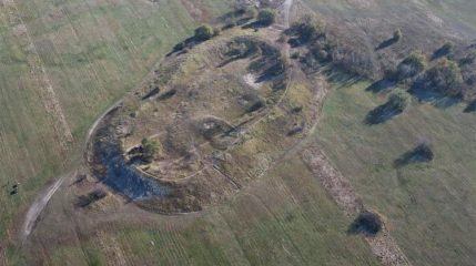 Research of Early Medieval strongholds in Central Poland finished