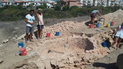 New finds at Cyprus's ancient capital