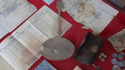 Belongings of German nobility uncovered