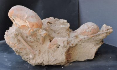Remains of people with modified skulls uncovered
